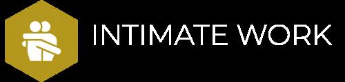 Logo Intimate work nou